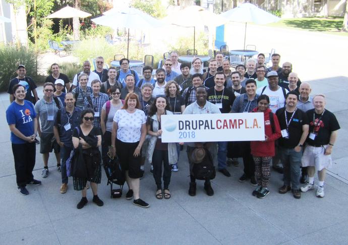 Drupal Camp LA 2018